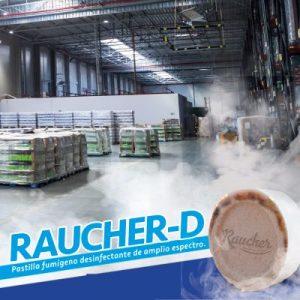 RAUCHER-D EN ESCUELAS
