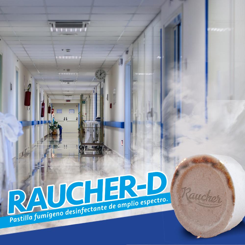 2 RAUCHER-D EN HOSPITALES.